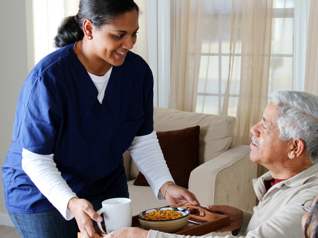 Live-In & Elderly Care Services 24/7